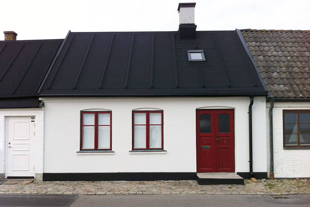 Hus i Borstahusen, Landskrona